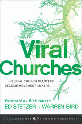 Viral Churches by Ed Stetzer