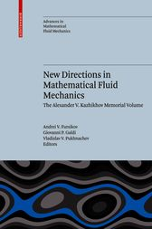 New Directions in Mathematical Fluid Mechanics by Andrei V. Fursikov