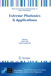 Extreme Photonics & Applications by Trevor J. Hall