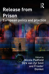 Release from Prison by Nicola Padfield