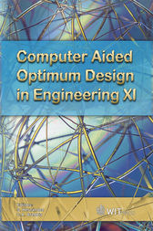 Computer Aided Optimum Design in Engineering XI by S. Hernandez