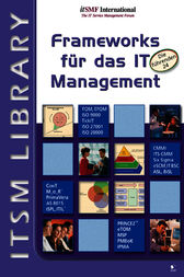 Frameworks für das IT Management by Jan van Bon Various; Tieneke Verheijen