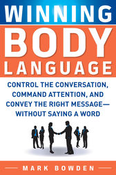 Winning Body Language by Mark Bowden