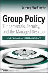 Group Policy by Jeremy Moskowitz