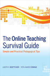 The Online Teaching Survival Guide by Judith V. Boettcher