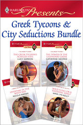Greek Tycoons & City Seductions Bundle by Lucy Gordon