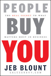 People Buy You by Jeb Blount