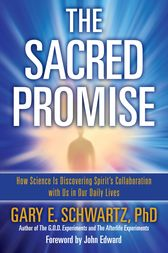 The Sacred Promise by Gary E. Schwartz