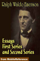 essays by ralph waldo emerson second series Essays : first and second series essays : second series mar 3, 2008 03/08 by emerson, ralph waldo, 1803-1882 texts eye 673 favorite 0.