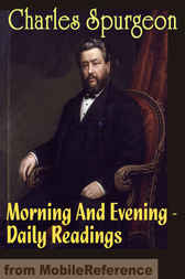 Morning and Evening: Daily Bible Readings by Charlos H. Spurgeon