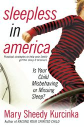 Sleepless in America by Mary Sheedy Kurcinka
