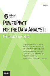 PowerPivot for the Data Analyst by Bill Jelen