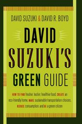 David Suzuki's Green Guide by David Suzuki