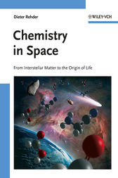 Chemistry in Space by Dieter Rehder