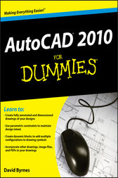 AutoCAD 2010 For Dummies by David Byrnes