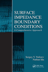Surface Impedance Boundary Conditions by Sergey V. Yuferev