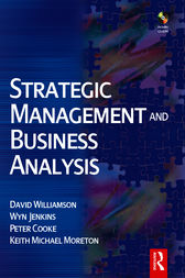 Strategic Management and Business Analysis by Dave Williamson