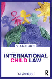 International Child Law by Trevor Buck