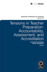 Tensions in Teacher Preparation