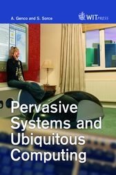 Pervasive Systems and Ubiquitous Computing