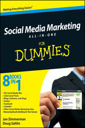 Social Media Marketing For Dummies by Jan Zimmerman