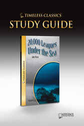 20,000 Leagues Under the Sea Study Guide CD by unknown