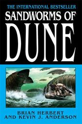 Sandworms of Dune by Brian Herbert