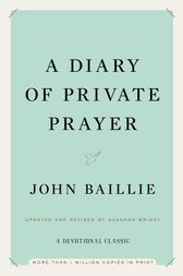 A Diary of Private Prayer by John Baillie