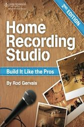Home Recording Studio by Rod Gervais