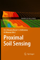 Proximal Soil Sensing by Raphael A. Viscarra Rossel
