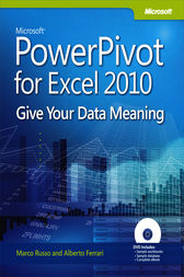 Microsoft® PowerPivot for Excel® 2010 by Marco Russo