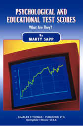 Psychological and Educational Test Scores by Marty Sapp