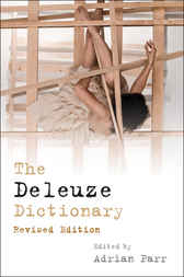 The Deleuze Dictionary Revised Edition by Adrian Parr