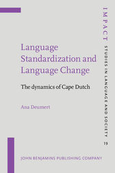 Language Standardization and Language Change