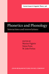 Phonetics and Phonology by Marina Vigário