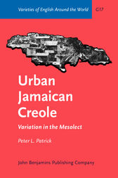 Urban Jamaican Creole by Peter L. Patrick