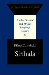 Sinhala by Dileep Chandralal