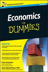 Economics For Dummies by Peter Antonioni