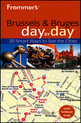 Frommer's Brussels and Bruges Day By Day by Mary Anne Evans