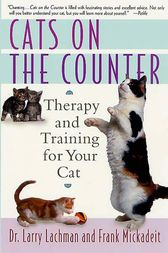 Cats on the Counter by Larry Lachman