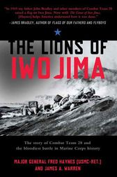 The Lions of Iwo Jima by Fred  Haynes