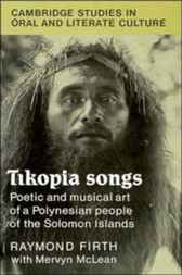 Tikopia Songs by Raymond Firth