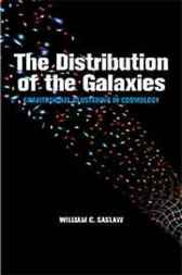The Distribution of the Galaxies by William C. Saslaw