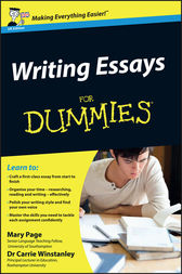 How To Write Essays For Dummies | Liberiictis No Resume, No Comment ...