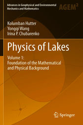 Physics of Lakes by Kolumban Hutter