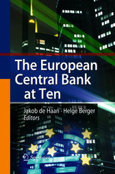 The European Central Bank at Ten by Jakob de Haan