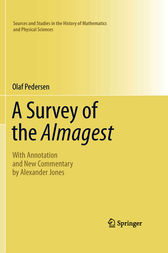 A Survey of the Almagest by Olaf Pedersen