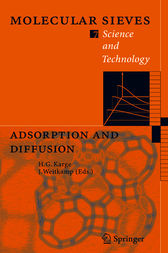Adsorption and Diffusion by Hellmut G. Karge