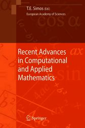 Recent Advances in Computational and Applied Mathematics by Theodore E. Simos