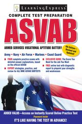 ASVAB by Learning Express Editors
